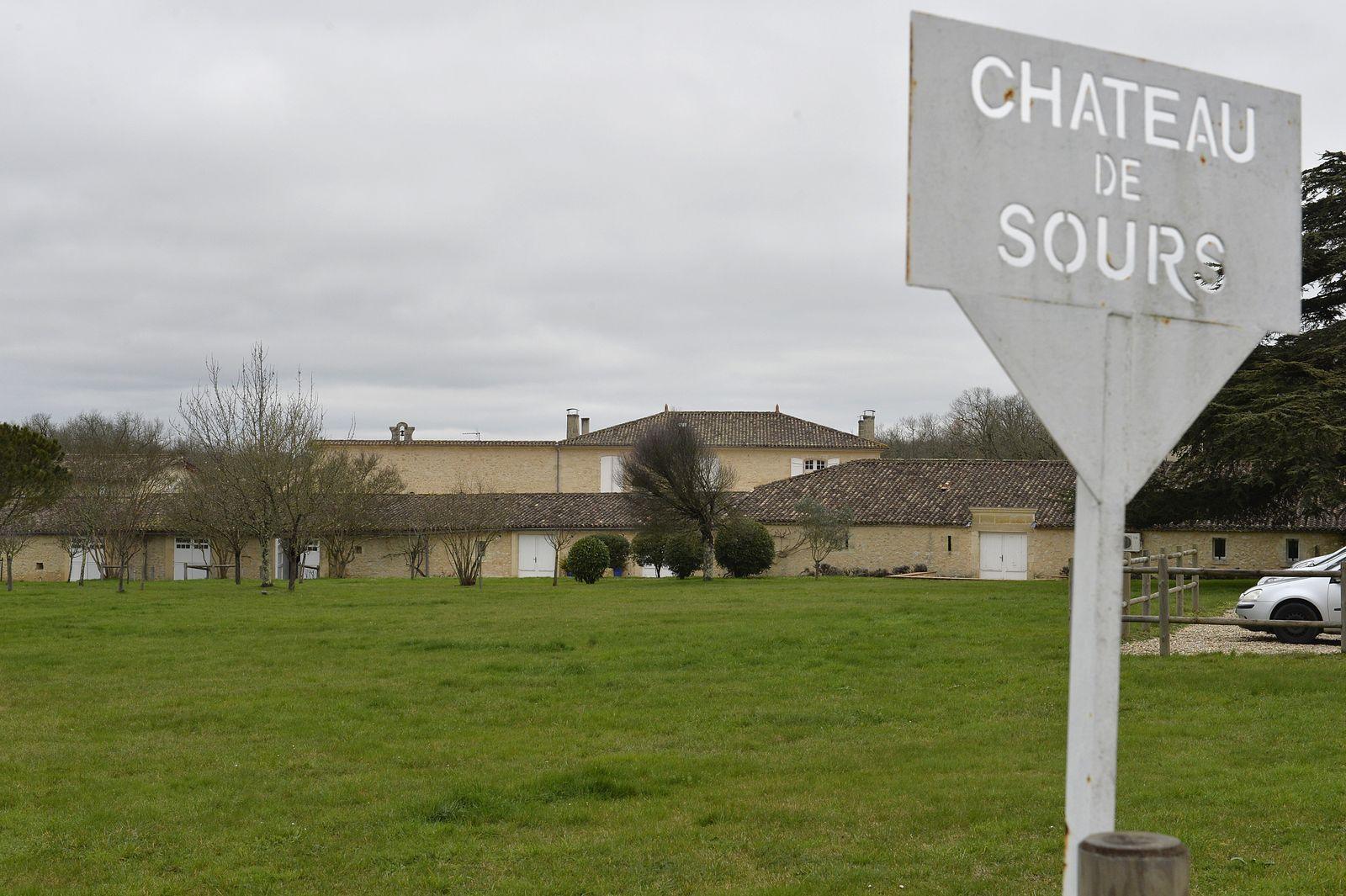 Bordeaux / Chateau de Sours