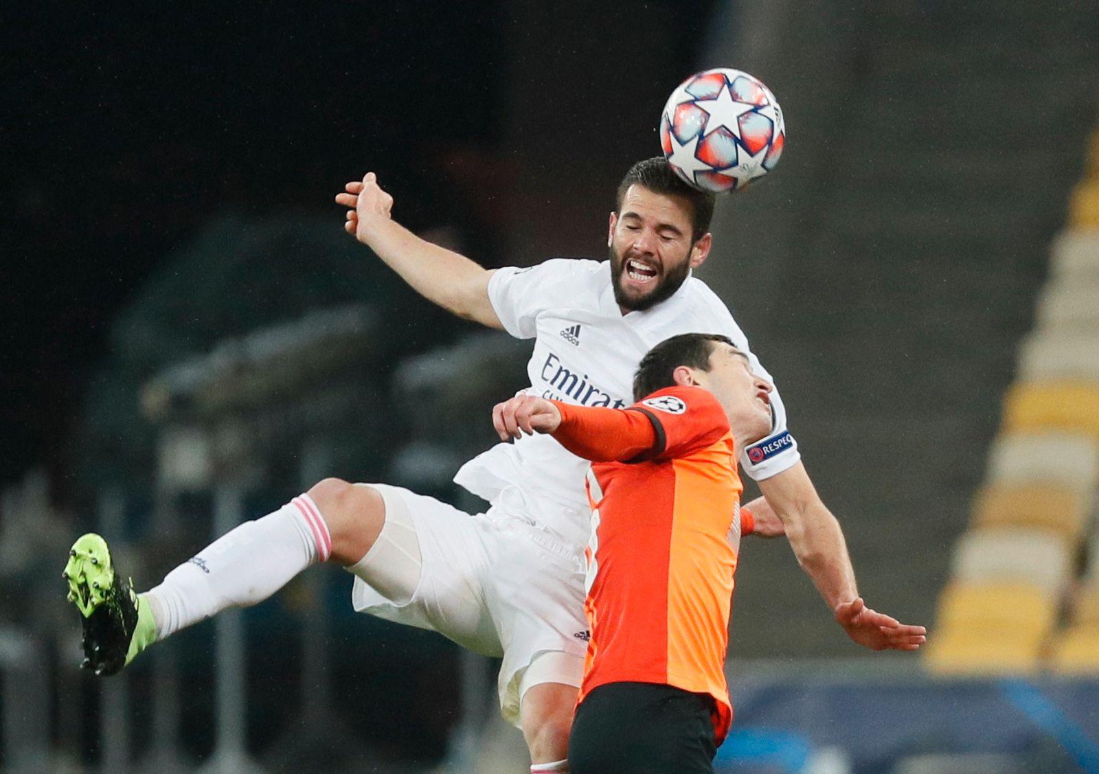 Champions League - Group B - Shakhtar Donetsk v Real Madrid