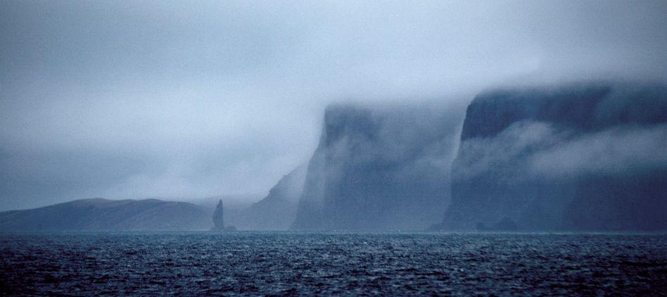 Bäreninsel in der Barentssee: Öl und Gas sind trotz Ökowende noch immer der wichtigste Schmierstoff für die Wirtschaft des Landes
