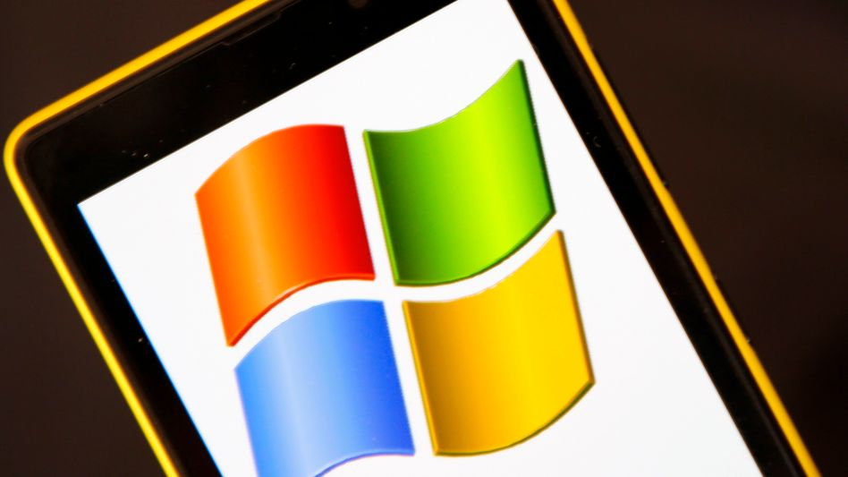 Windows-Smartphone (Symbolbild): Künftig per Skype chatten
