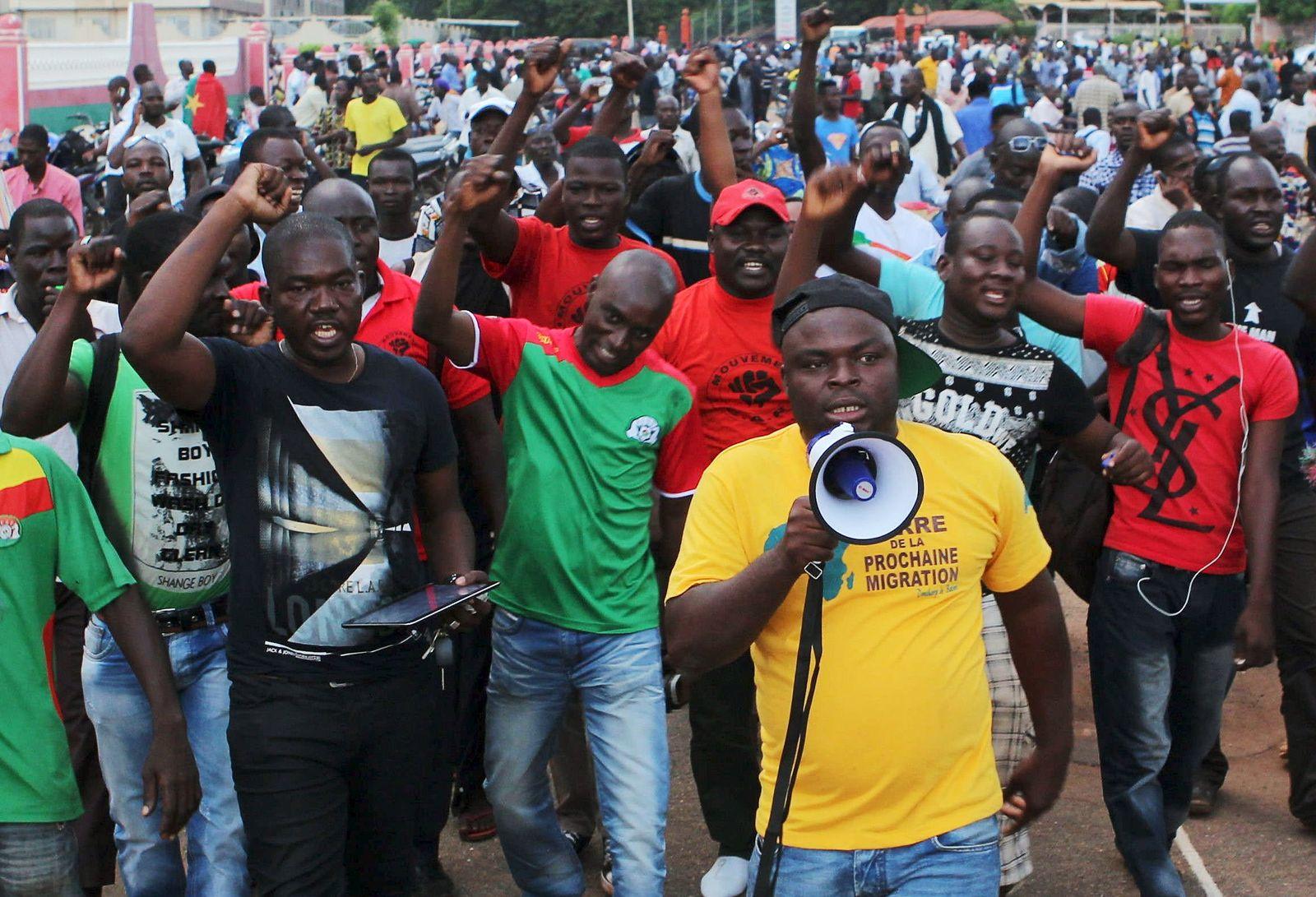 Burkina Faso Putsch
