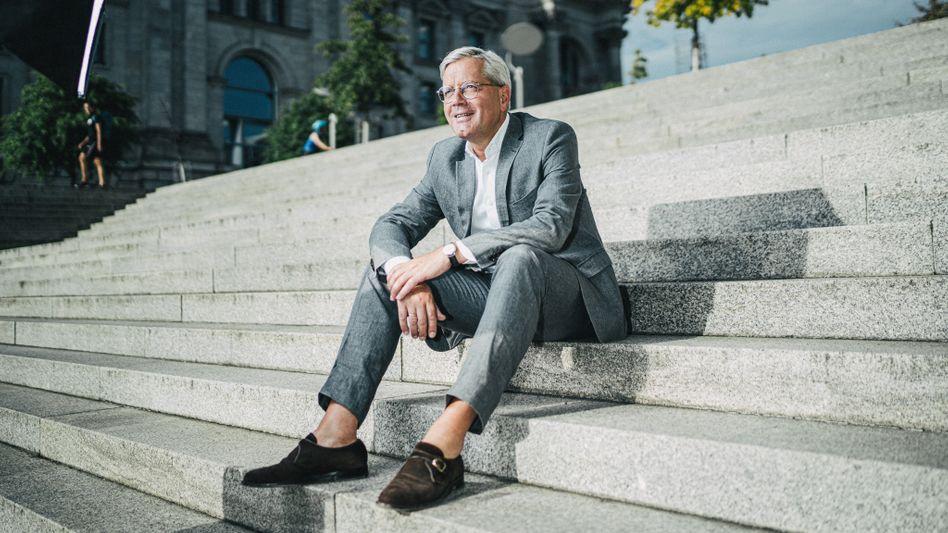 """Kandidat Röttgen:""""Wir haben uns die Klimapolitik stehlen lassen"""""""