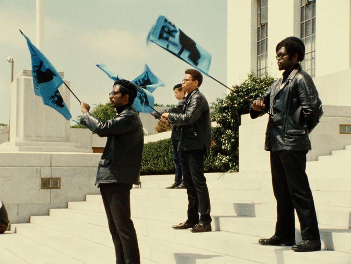 """Szenenbild aus """"Black Panthers"""""""