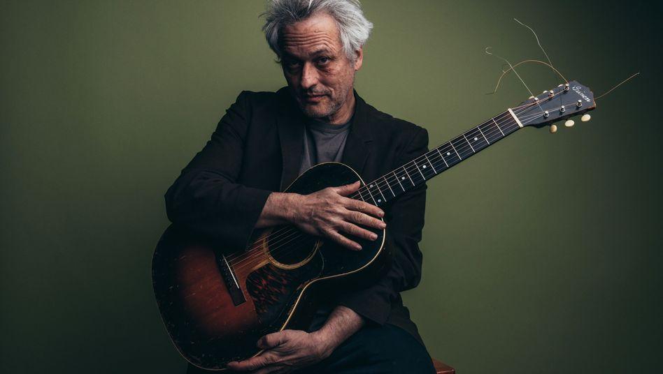 Musiker Marc Ribot