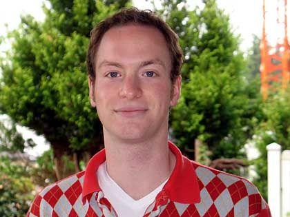 Geografie-Student Simon Runkel: Von allem ein bisschen