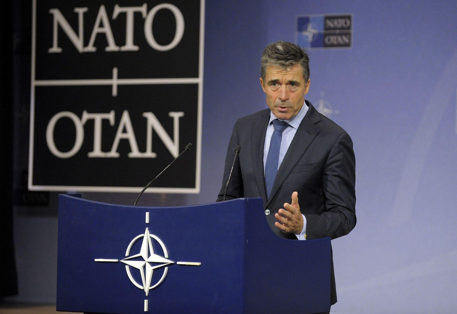 Anders Fogh Rasmussen/ Nato