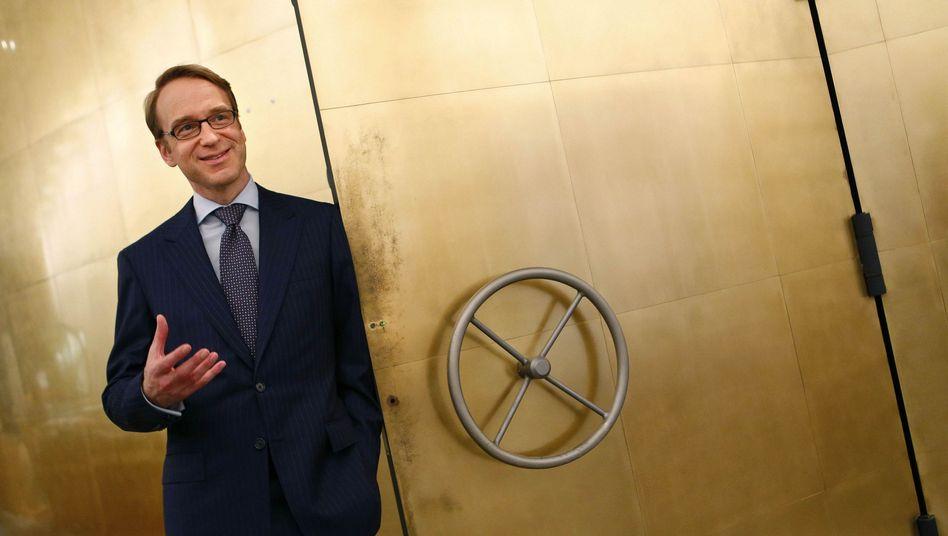 Bundesbank-Präsident Weidmann: Euro-Staaten in der Pflicht