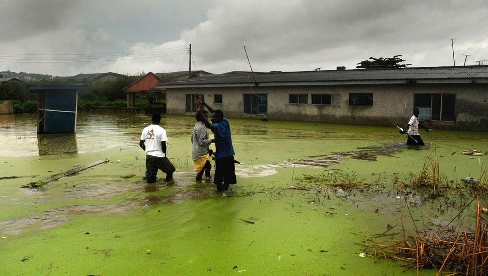 Westafrika: Wie das Meer das Klima beeinflusst