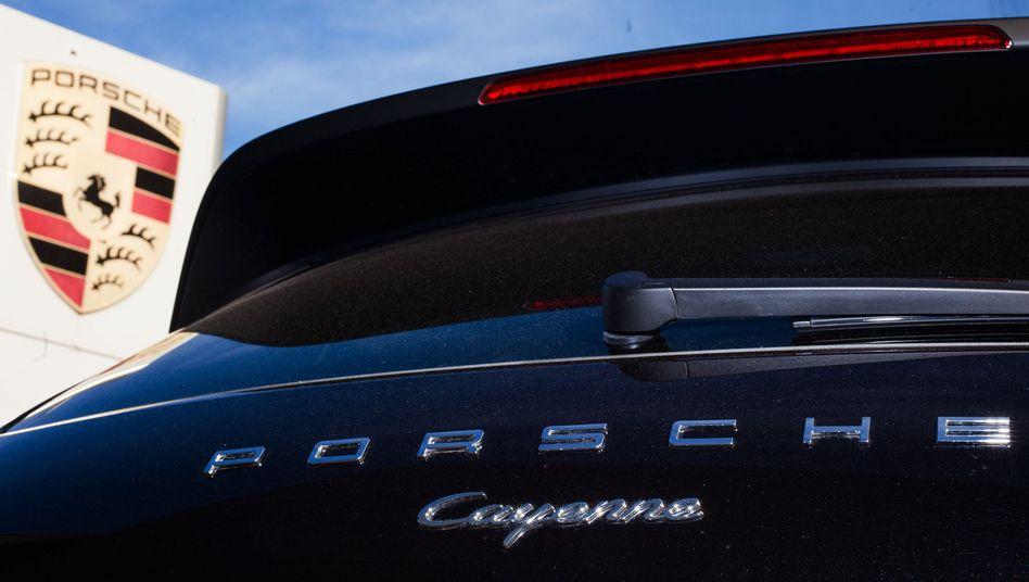 """Porsche Cayenne (Symbolbild): """"Mit dem Klein-Klein kann es nicht weitergehen"""""""