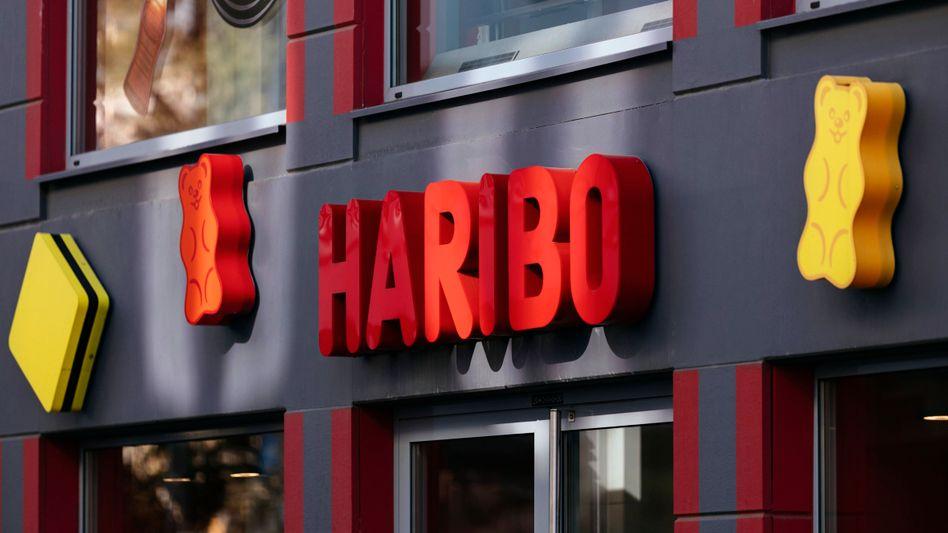Haribo-Laden in Bonn