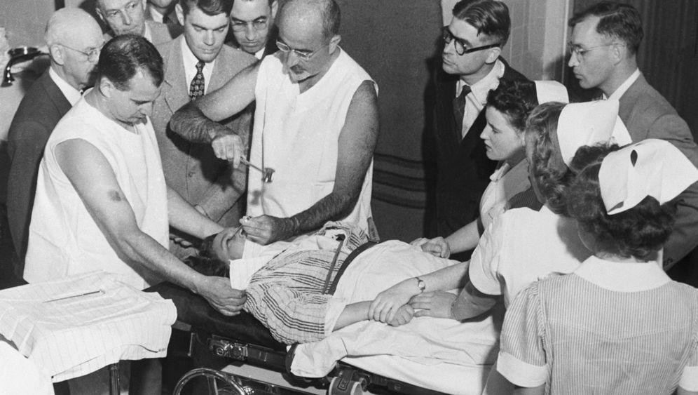Umstrittener Nervenarzt: Der Mann mit dem Eispickel
