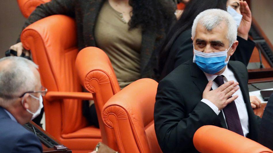 Ömer Faruk Gergerlioğlu: Er hatte zu einer friedlichen Lösung des Kurdenkonflikts aufgerufen