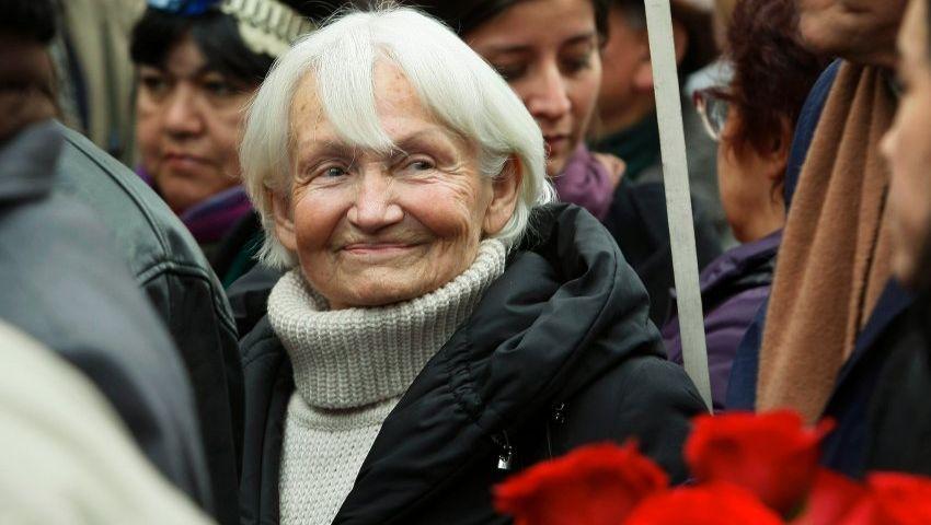 Margot Honecker (Archiv)