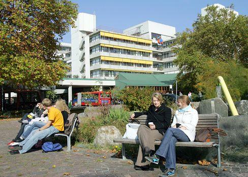 Nur von außen geruhsam: Die Uni Konstanz boykottiert Elsevier