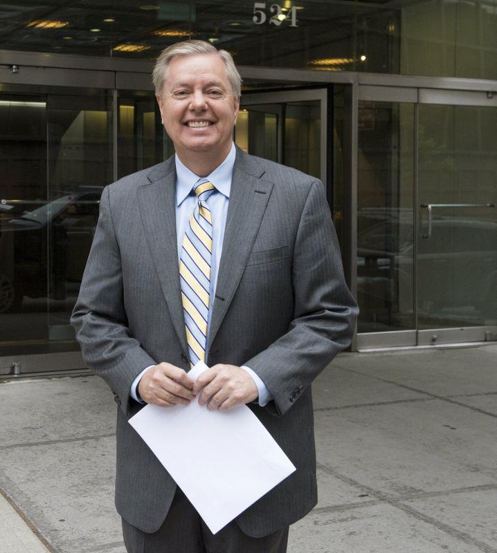 "Republikaner Graham: ""Unser Heimatland schützen"""