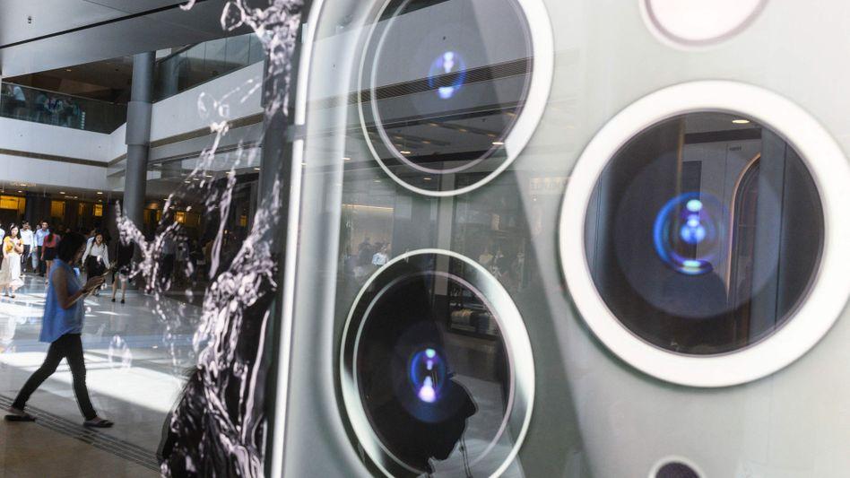 iPhone-Werbung: Ist Apples neue Technik eine Hintertür?