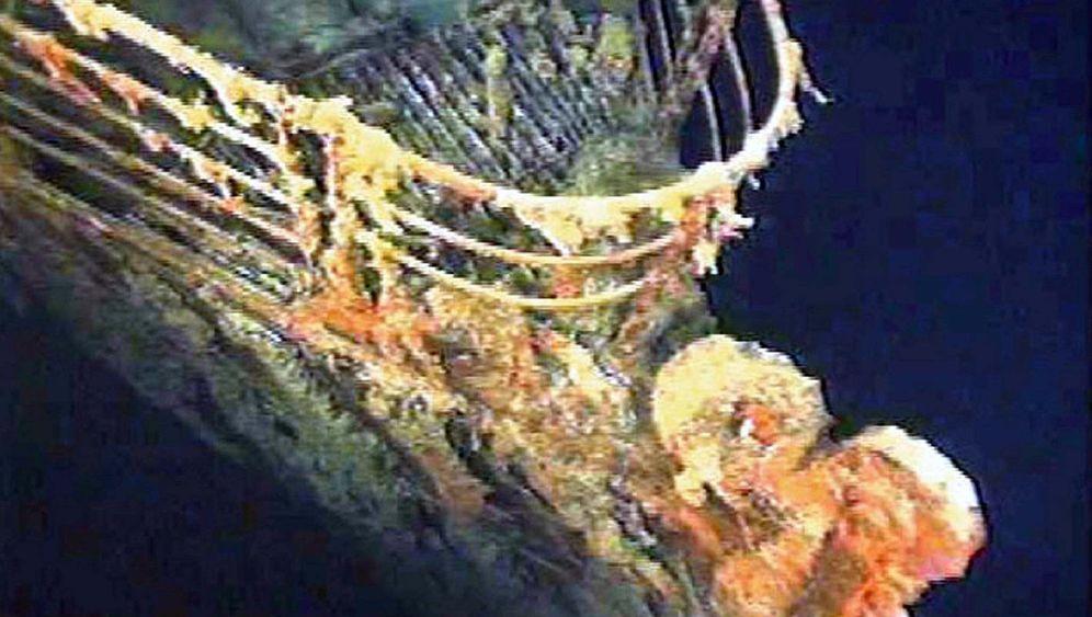 """Ende der """"Titanic"""": Loch für Loch"""