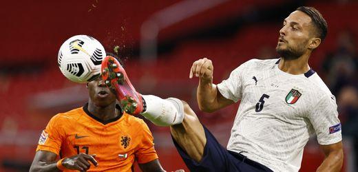 Nations League: Italien besiegt auch die Niederlande