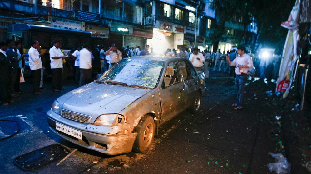 Indien: Explosionen erschüttern Mumbai, mehrere Tote
