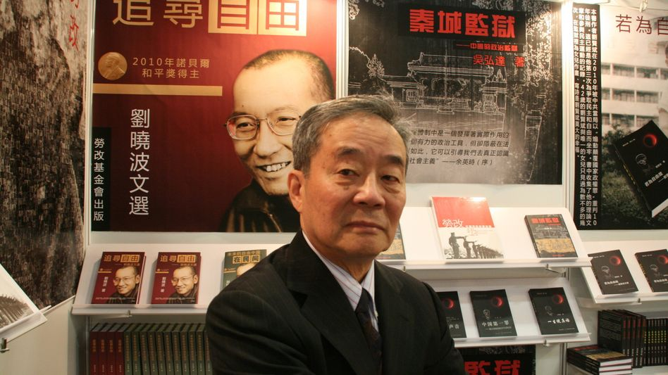 "Menschenrechtsaktivist Harry Wu: ""Ein echter Held"""