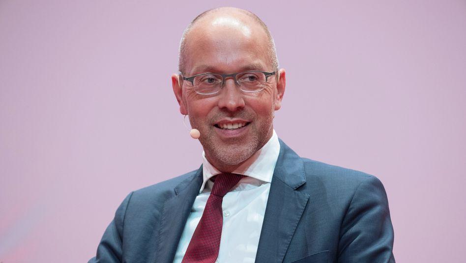 Ex-EZB-Direktor Jörg Asmussen (Archivbild): von der US-Investmentbank zum GDV