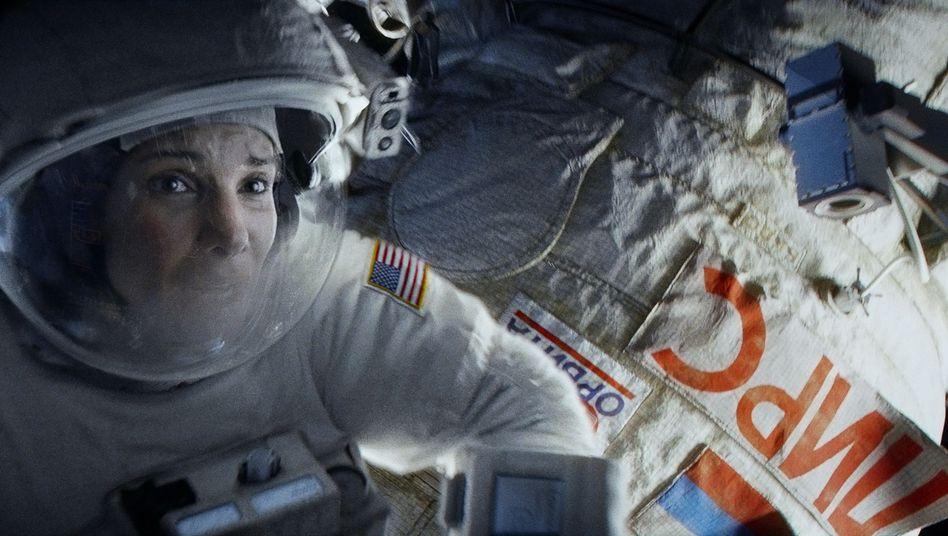 "Sandra Bullock in ""Gravity"": Hollywoods größter Lichtblick im Kinojahr 2013"
