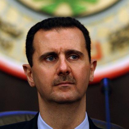 Syriens Präsident Assad: Versuche, sich unentbehrlich machen