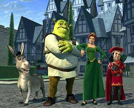 """Filmerfolg """"Shrek"""" vom Konkurrenzstudio Dreamworks: Trickfilmer abgeworben"""