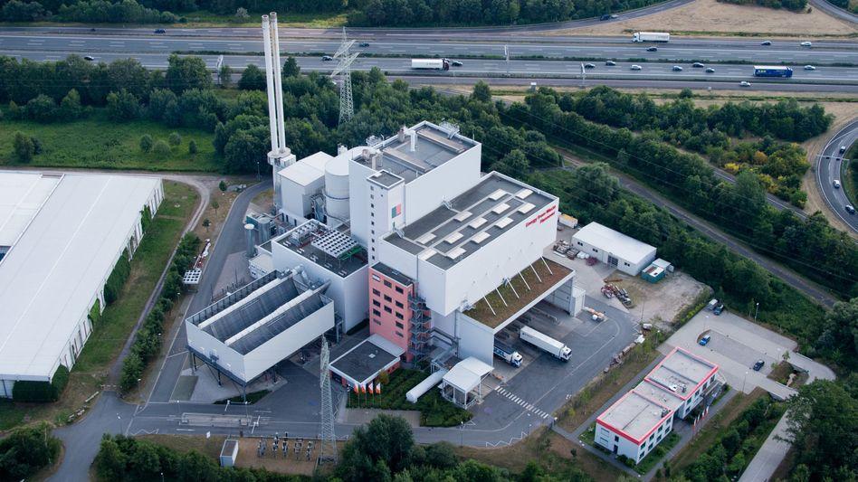 Müllverbrennungsanlage von EEW in Hannover: Energiegewinnung statt Halde