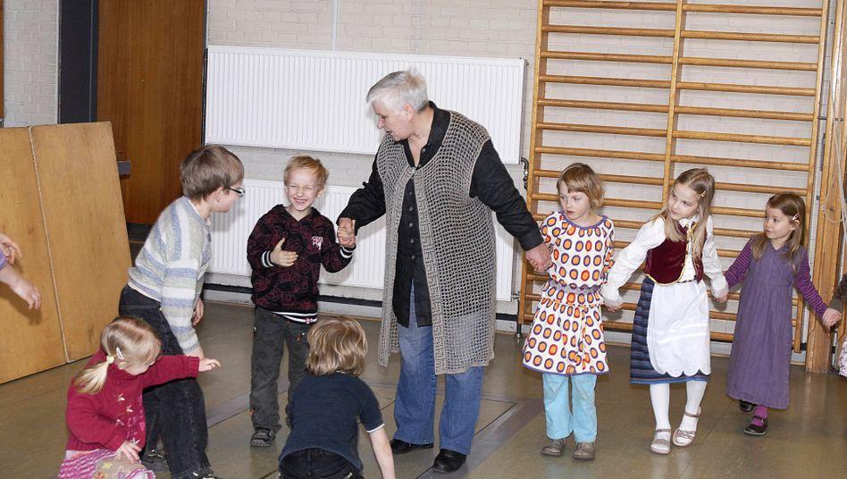 Kita-Kinder in Kopenhagen (Archivbild)
