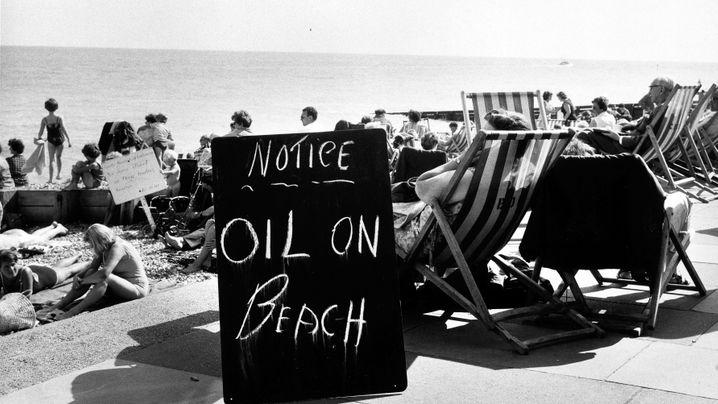 Fotostrecke: Großbritanniens schmutzige Jahre
