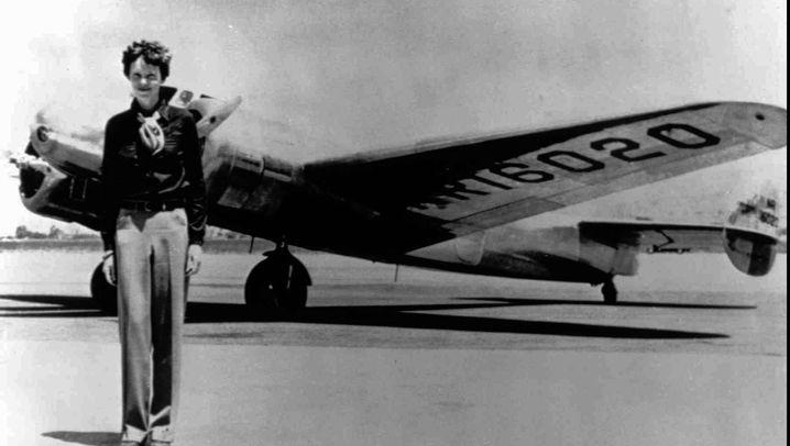 Amelia Earhart: Mysteriöses Ende einer Flugpionierin