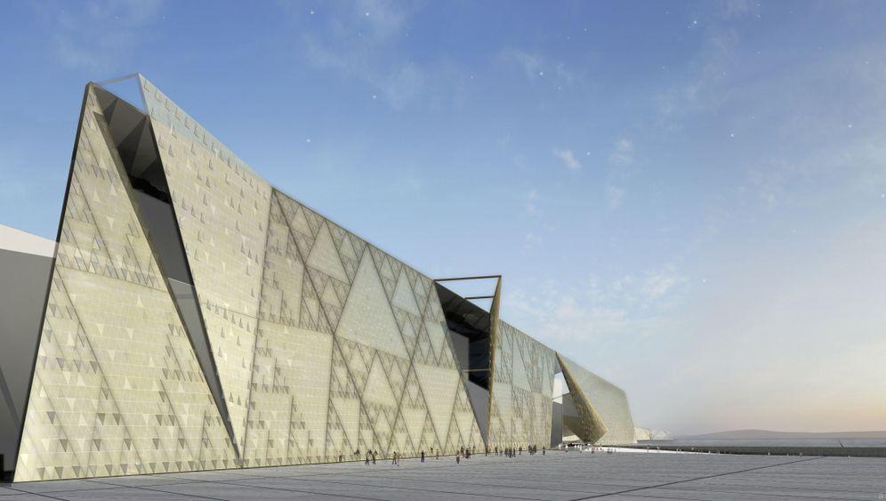 Grand Egyptian Museum: Die neuen Hallen des Pharao