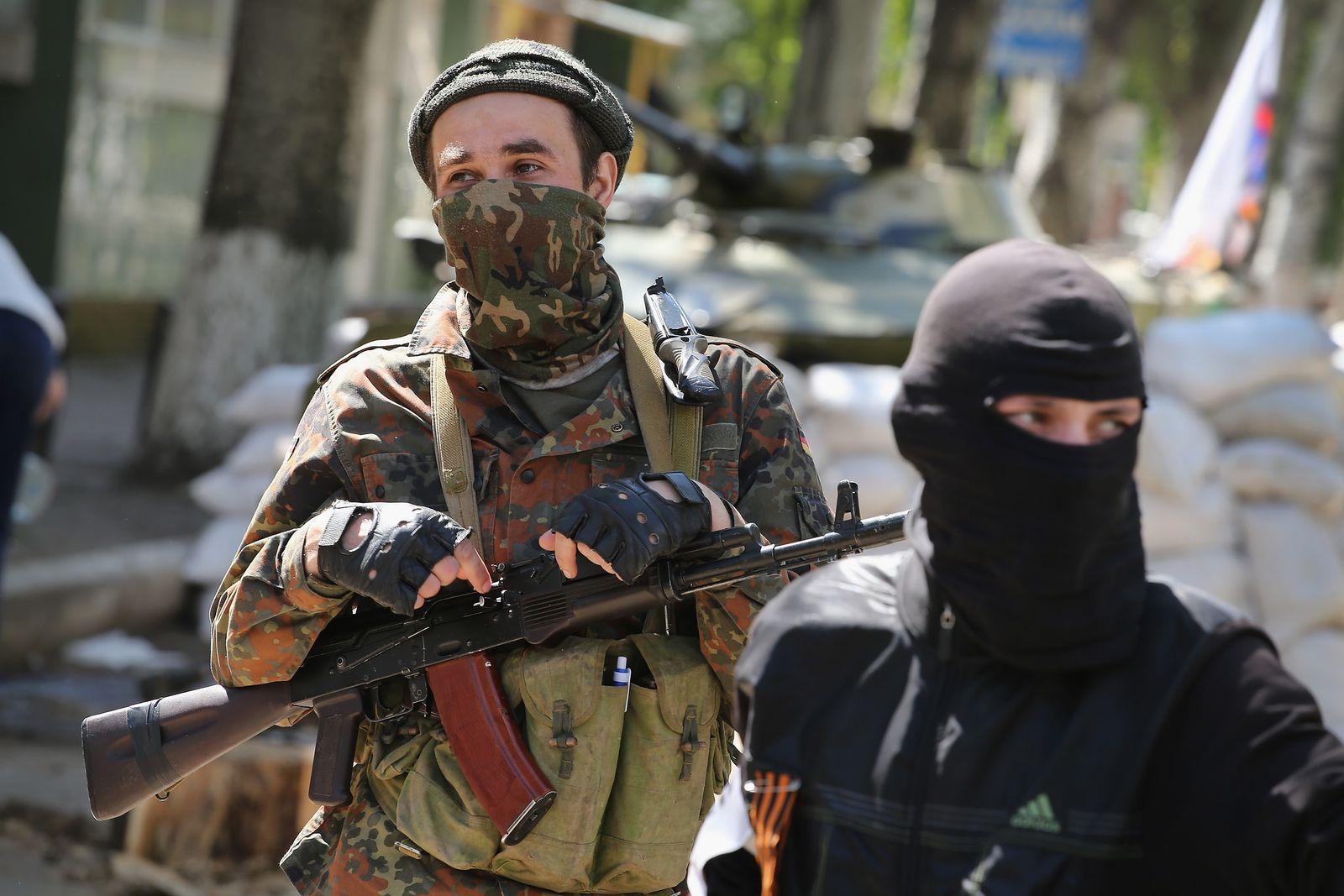Ukraine/ Seperatisten/ OSCE
