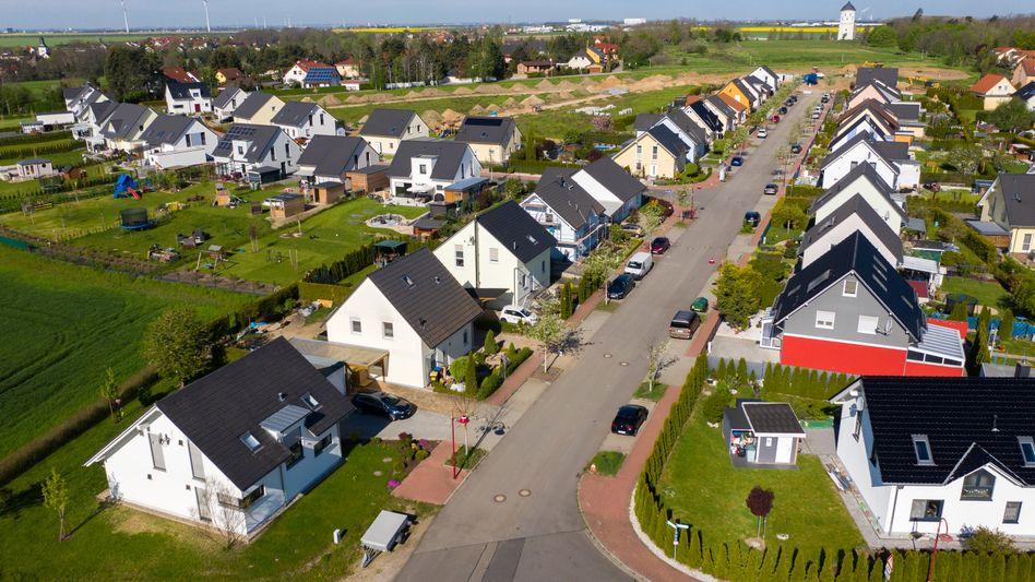 Einfamilienhäuser in Leipzig: Für nur wenige realisierbar