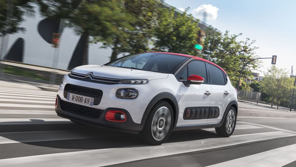 Autogramm Citroën C3: Film ab!