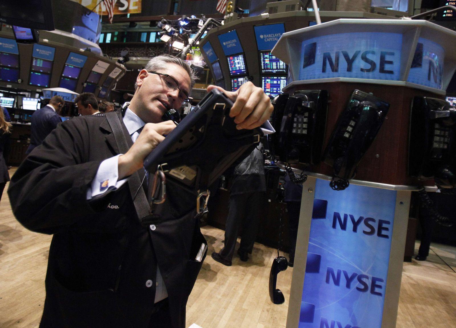 New York / Börse / Wall Street