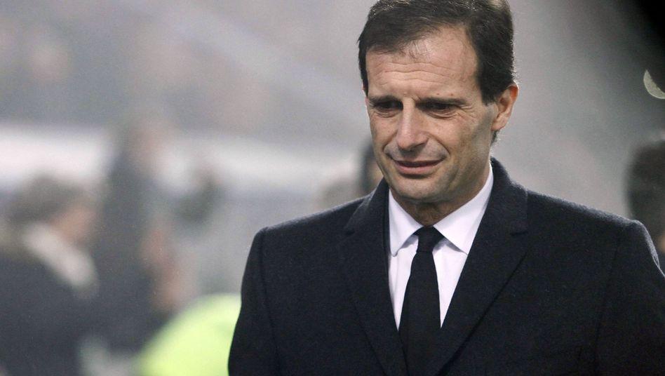 Milan-Coach Allegri: Aus nach dreieinhalb Jahren
