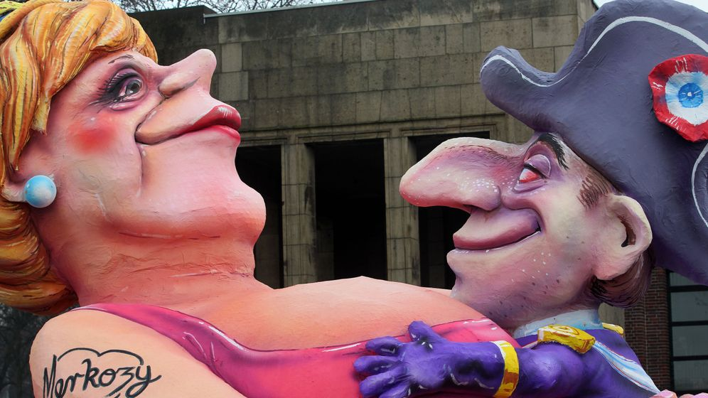 Photo Gallery: Germans Go Nuts at Carnival