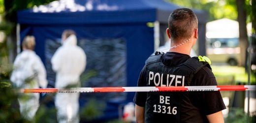 Attentat im Kleinen Tiergarten in Berlin: Ukrainischer Zeuge sagt unter Polizeischutz aus