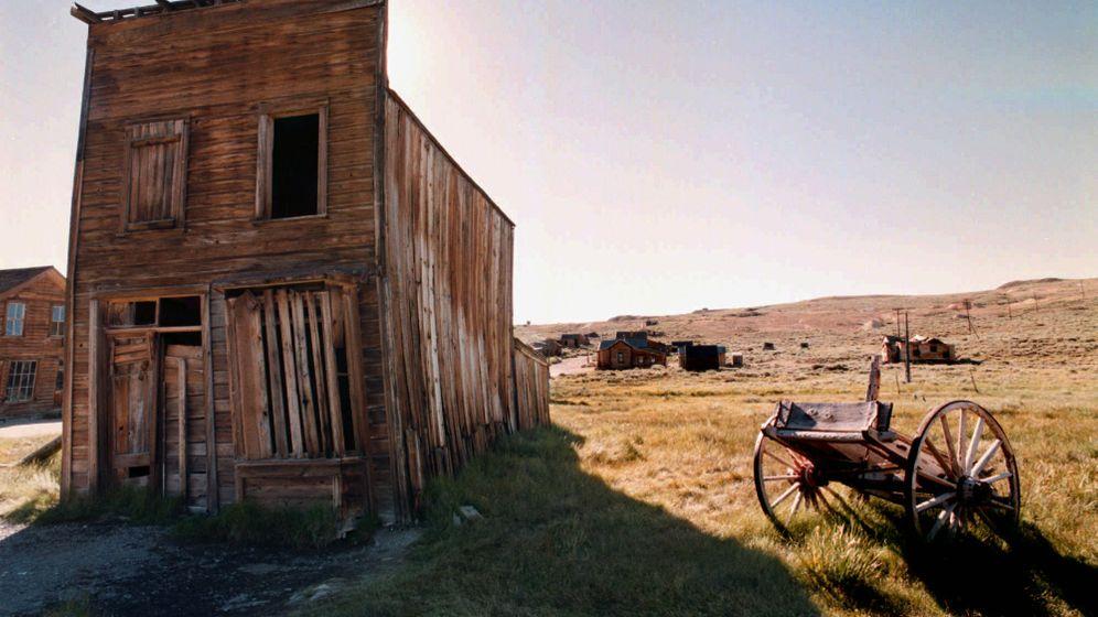 Das Gold des Wakeman Bodey: Der gefährlichste Ort des Wilden Westens