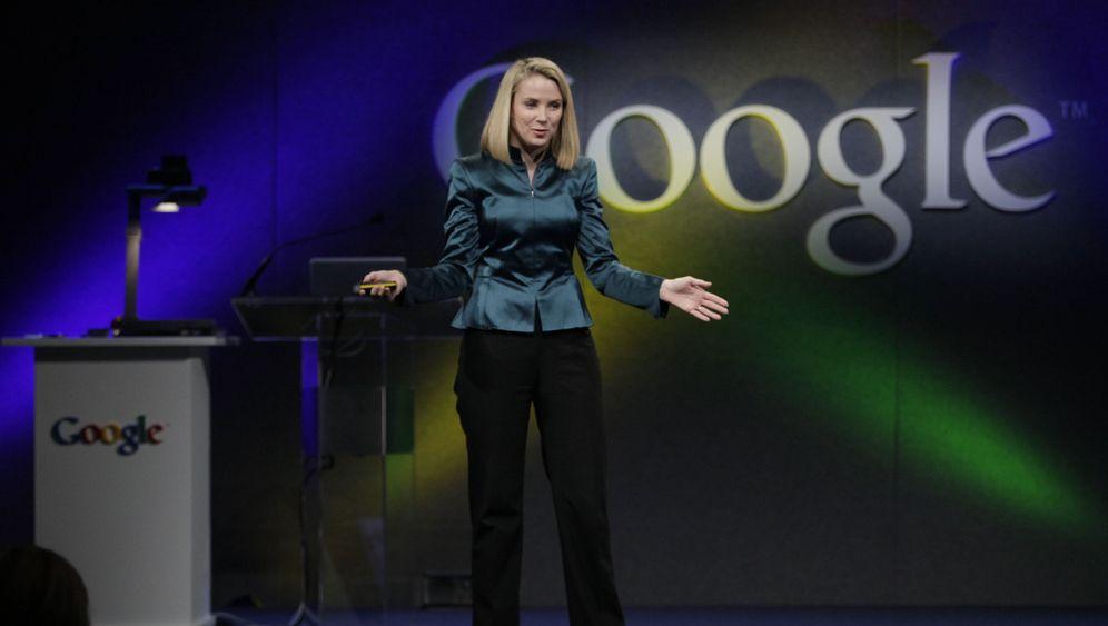 Marissa Mayer: Angestellte No. 20 geht zu Yahoo