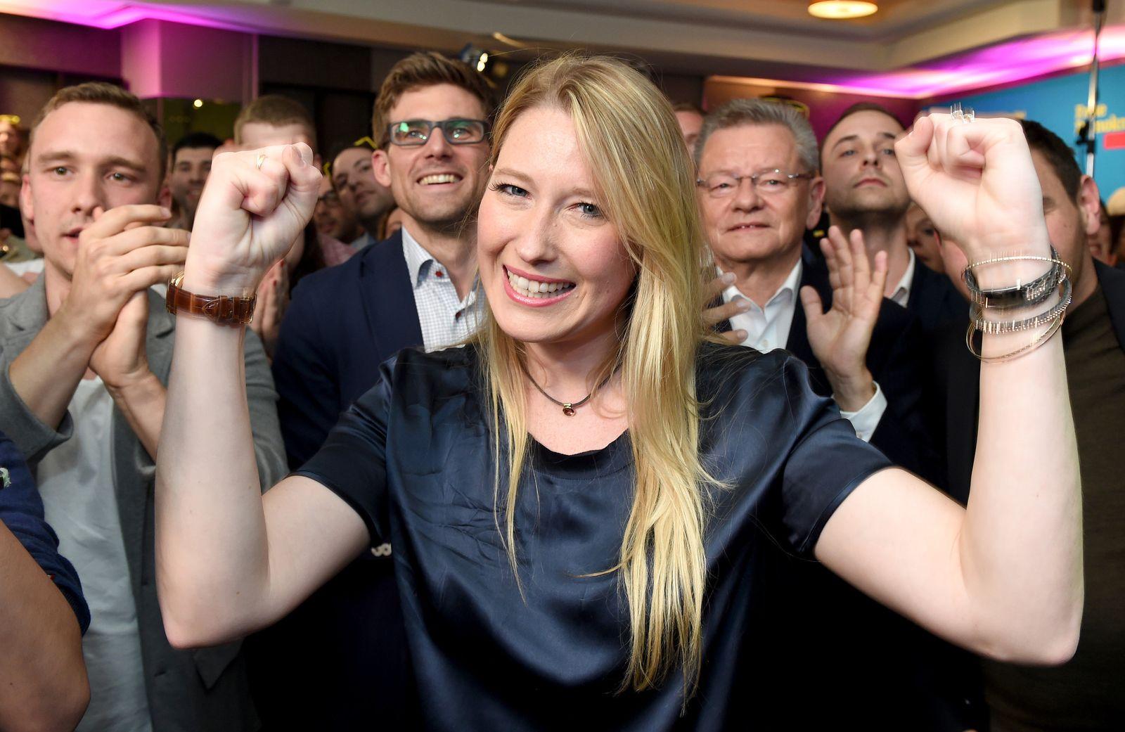 Wahl Bremen Lencke Steiner