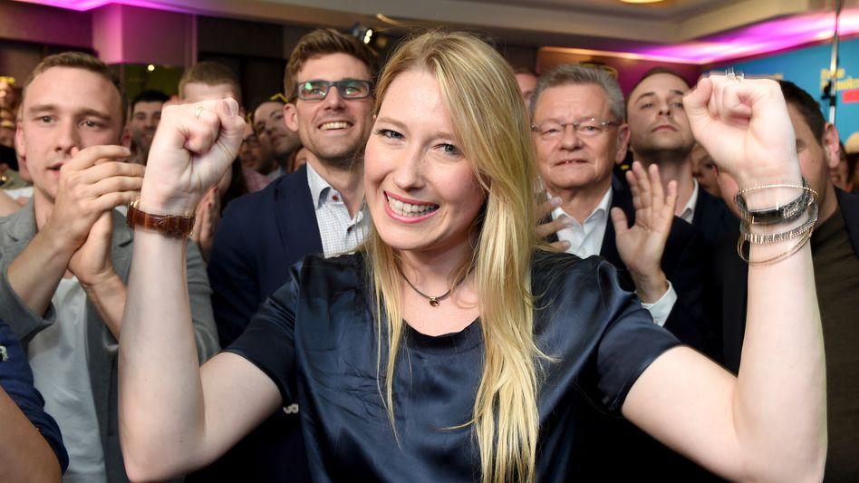 Wirtschaftsfrau Lencke Steiner: Für die FDP in die Bremer Bürgerschaft