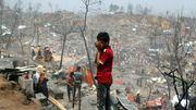 Mindestens 15 Tote nach Feuer in Rohingya-Flüchtlingscamp