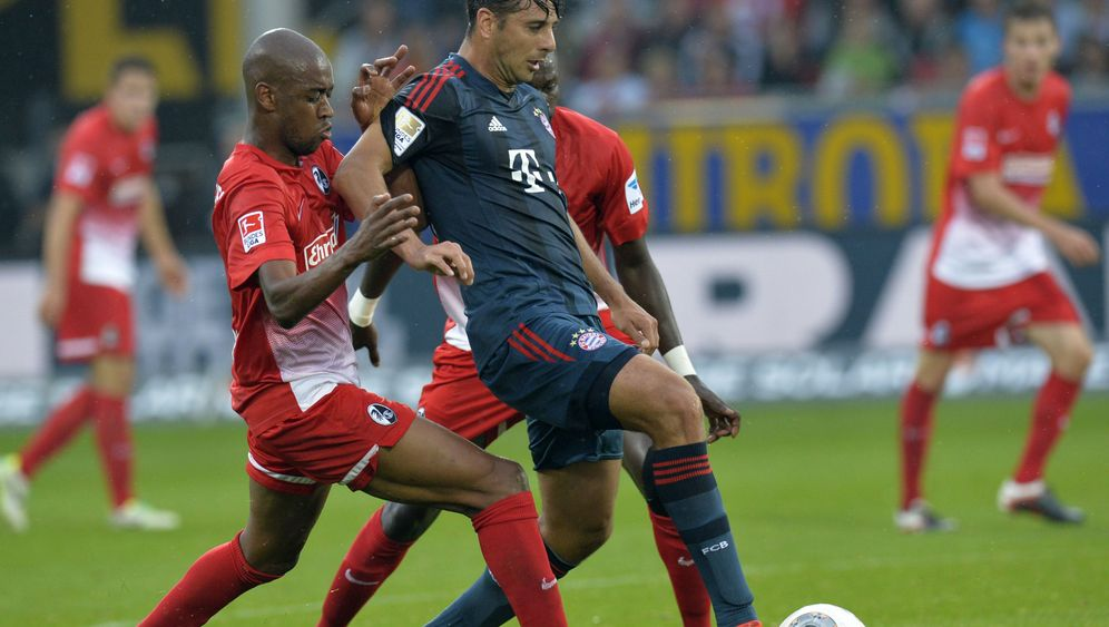Bundesliga: Höfler schockt die Münchner