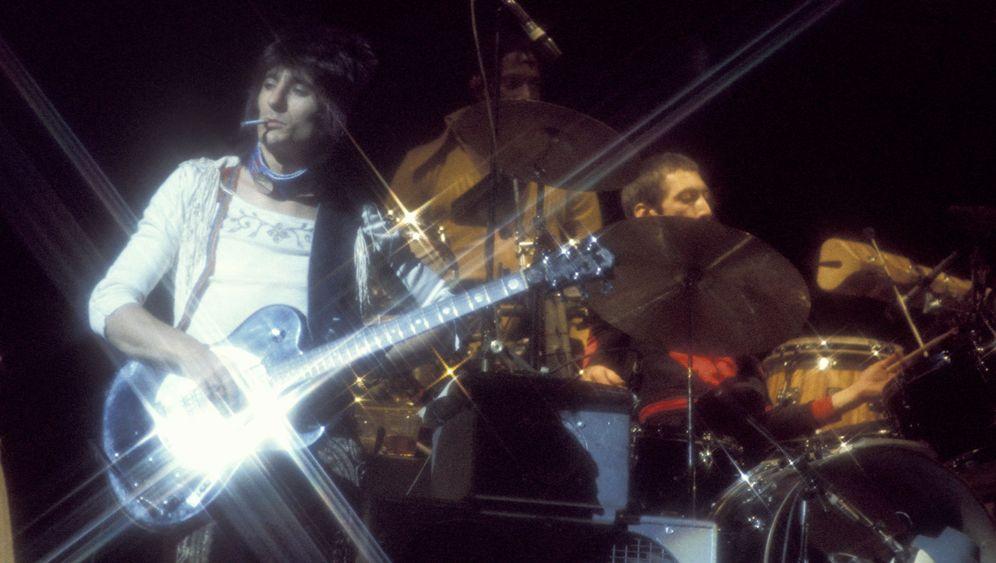 """Gitarrist Ronnie Wood: """"Die Rolling Stones sind unkaputtbar"""""""