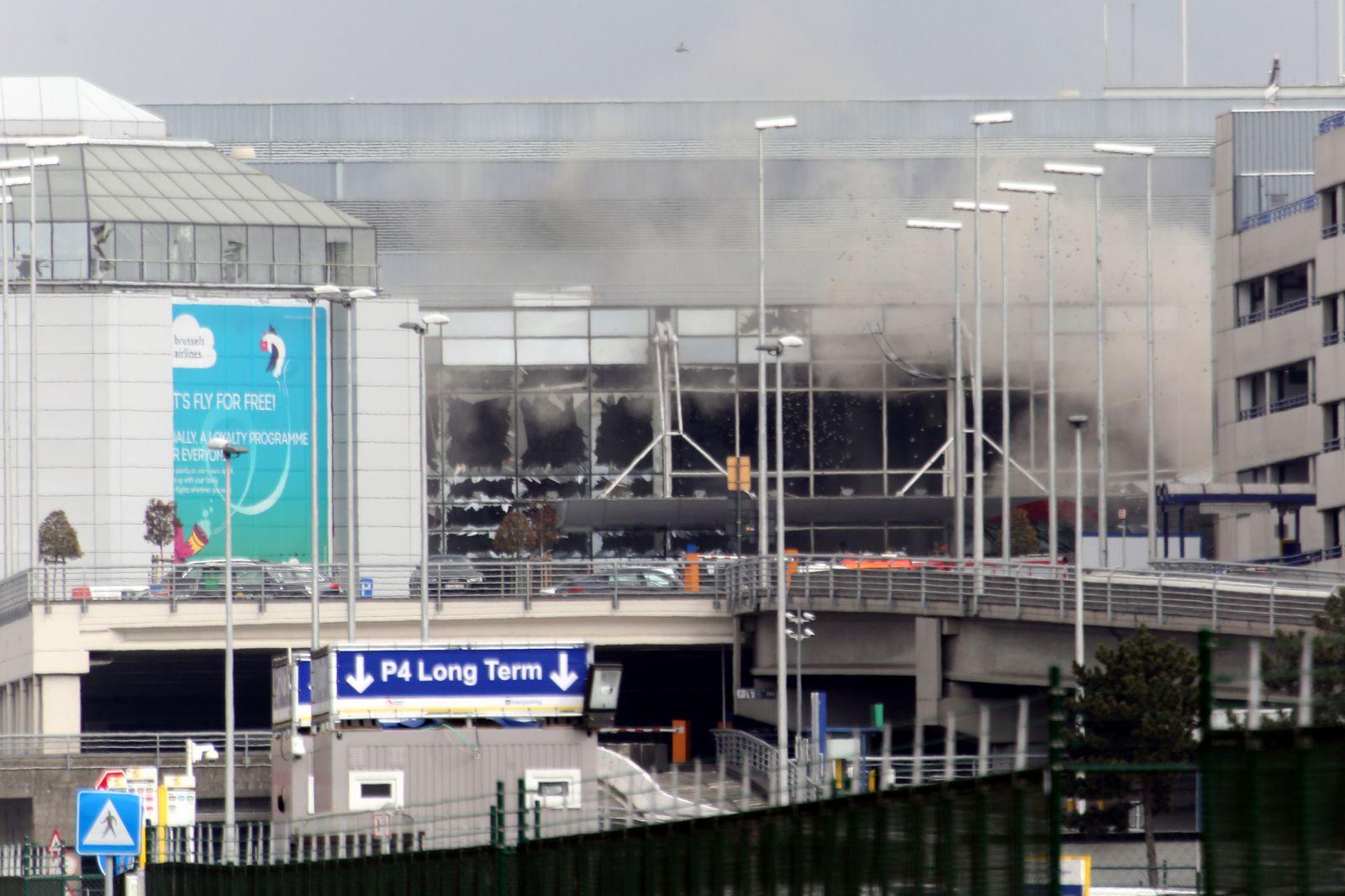 Brüssel / Anschläge