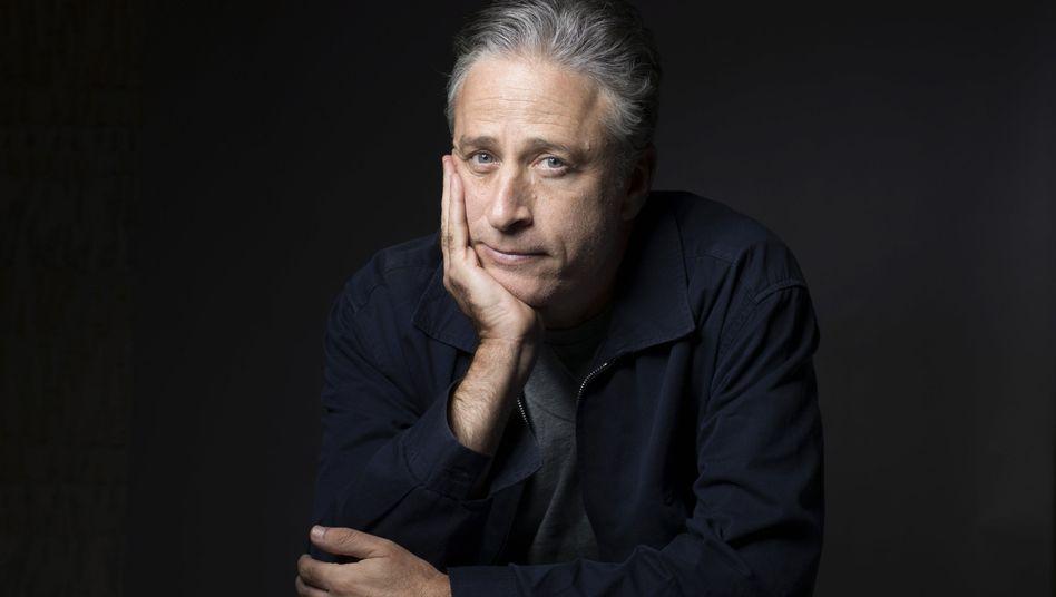 """Jon Stewart: """"Einmal mehr starren wir in diesen Abgrund der Gewalt"""""""