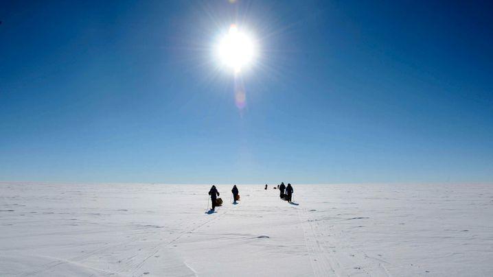 Antarktis: Inbegriff der Unerreichbarkeit